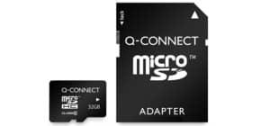 Scheda di memoria Q-Connect Micro SDHC 32 GB KF16013 Immagine del prodotto