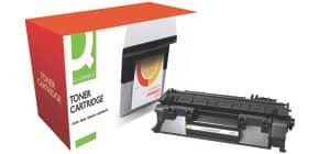 Toner Q-Connect compatibile con HP CE505A nero KF14571 Immagine del prodotto
