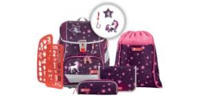 Schultaschenset 2 in 1 Plus Unicorn Produktbild