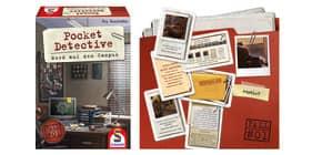 Kartenspiel Pocket Detectives Mord am... Produktbild