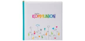 Kommunionsalbum Regenbogen Produktbild