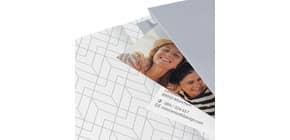 Buchkalender 2020 A5 Metallic Black Produktbild