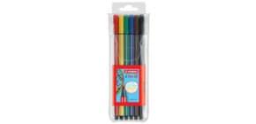 Faserschreiber Etui Pen 6ST Produktbild