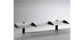 Ablageboard 1er anthrazit 120cm NOVUS SC7500605 Produktbild