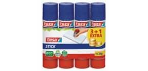 Colla universale tesa Stick® ecoLogo® 20 gr - Value Pack 3+1 GRATIS - 57088-00200-03 Immagine del prodotto