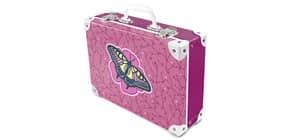 Handarbeitskoffer Natural Butterfly Produktbild