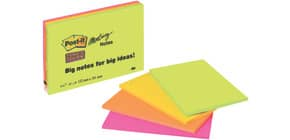 Haftnotizen BigNotes 4farbig Produktbild