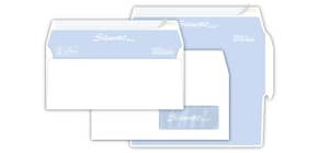 Buste con finestra Pigna Envelopes Silver80 80 g/m² 110x230 mm bianco conf. 500 - 0097584 Immagine del prodotto