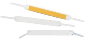 Heftstreifen selbstklebend weiß Produktbild