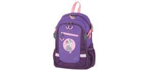 Kinderrucksack Cat violett Produktbild