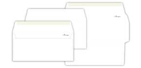Buste senza finestra Pigna Envelopes Monique 115 g/m² 110x230 mm bianco conf. 500 - 0744109 Immagine del prodotto