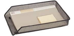 Vaschetta portadocumenti Q-Connect 365x280x45 mm caricamento frontale nero KF00858 Immagine del prodotto
