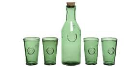 Geschenkset Glas 5tlg. Produktbild