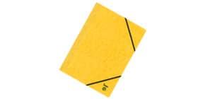 Dreiflügelmappe A4 Vario gelb Produktbild