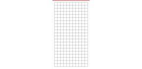 Ersatzeinlage A5 kariert 50 Blatt BSB 02-0051 Papier Produktbild