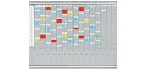 T-Kartenplaner hellgrau Produktbild