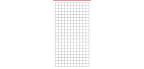 Ersatzeinlage A7 kariert 50 Blatt BSB 02-0277 Papier Produktbild