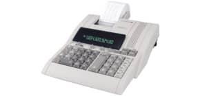 Tischrechner CPD3212T druckend Thermo OLYMPIA OL946776005 Produktbild