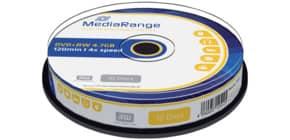 DVD+RW 10erSpindel inkl. URA Produktbild