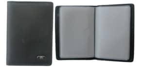 Kreditkartenetui Leder schwarz Produktbild