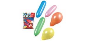 Luftballon 99 Stück sortiert Produktbild