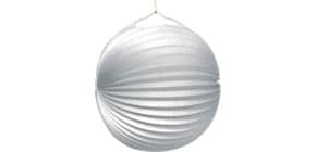Lampion Ballon weiß 1529 D25 cm Produktbild