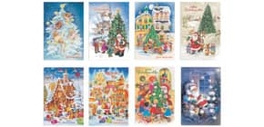 Weihnachtskarte 3D sortiert 22-2811   Bild Produktbild