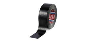 Gewebeband Allzweck schwarz Produktbild