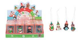 Weihnachten Glücks Charms WONDERLAND TRENDHAUS 948854 Produktbild