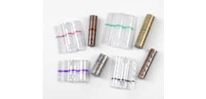Blister per monete HolenBecky 50 cent plastica trasparente confezione da 100 blister - 8005TRBC Immagine del prodotto