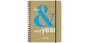 Schulkalender Wochenbuch A6 RL Produktbild