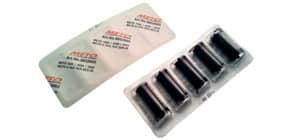 Farbrolle Proline schwarz METO 8852660 S; M  Produktbild