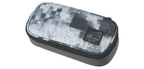 Schüleretui Classic stone grey WALKER 49164/168   1-Stock Produktbild