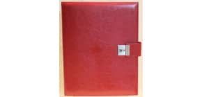 Dokumentenmappe  rot Produktbild