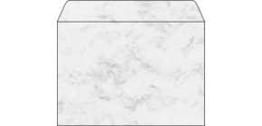 Design Kuvert C5 25ST grau Produktbild