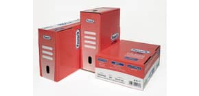 Buste trasp. a foratura universale FAVORIT La500 buccia d'arancia superior 22x30 cm scatola da 500 - 100460060 Immagine del prodotto