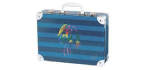 Handarbeitskoffer Horse Produktbild