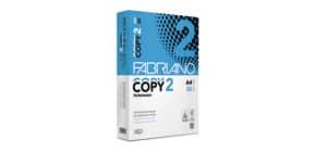 Carta per fotocopie A4 Fabriano COPY 2 80 g/m² Risma da 500 fogli - 41021297 Immagine del prodotto