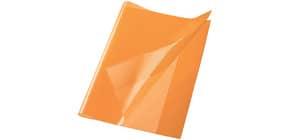 Hefthülle A4 PP orange Produktbild