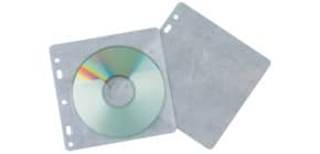 CD/DVD Schutzhülle PP 40erPack Produktbild