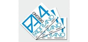 Album da disegno Fabriano F4 220 g/m² 20 24x33 cm ff. lisci 05200597 Immagine del prodotto