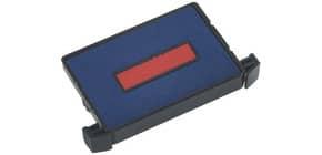 Ersatzkissen  rot/blau Produktbild
