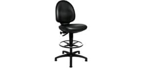 Drehstuhl +Fußring schwarz TEC50 TOPSTAR 72250D10T Produktbild
