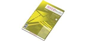 Versandtasche B5 gum. 90g braun ELEPA 30002478 10ST Produktbild