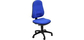 Sedia operativa girevole Unisit Ariel AICP Eco smart - rivestimento Eco blu AICP/EB Immagine del prodotto