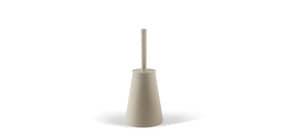 Portascopino Perfetto con coperchio bianco 0089 Immagine del prodotto
