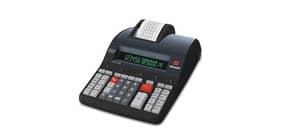 Calcolatrice scrivente da tavolo 10 linee/secondo OLIVETTI Logos 904T display LCD a 14 cifre nero - B5896 000 Immagine del prodotto