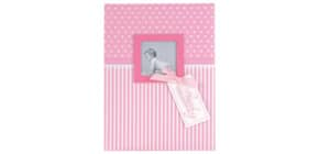 Babytagebuch  rosa Produktbild