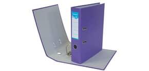Ordner Klassik A4 7,5cm violett Produktbild