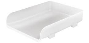Portacorrispondenza ARDA Mydesk polipropilene infrangibile bianco 33,5x25,4x7 cm - 85510B Immagine del prodotto